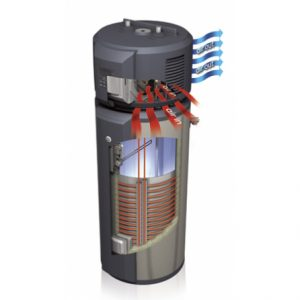 Electric-Heat-Pump-Tank-Water-Heater-446x446